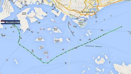 Tàu ngầm Kilo TP Hồ Chí Minh đã về vịnh Cam Ranh - 1