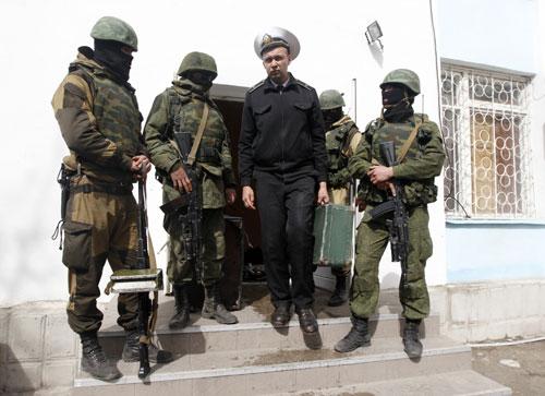 Nga sẽ tốn bao nhiêu tiền để sáp nhập Crimea? - 1