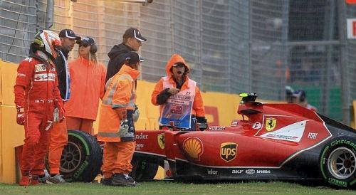 F1: Ferrari và bài toán cần lời giải - 1