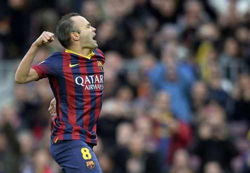 """""""Barca cần phải dũng cảm trước Real"""" - 1"""