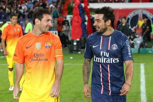 PSG có thể ký hợp đồng với Messi - 1