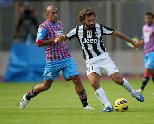 Catania - Juventus: Chỉ 1 là đủ - 1