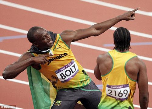 Usain Bolt bị nghi ngờ vì scandal doping - 1