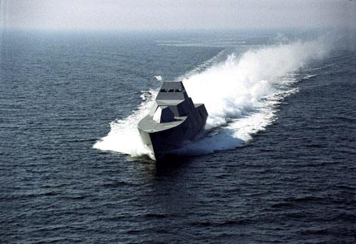 Triều Tiên chế tạo tàu siêu tốc cho đặc công - 1