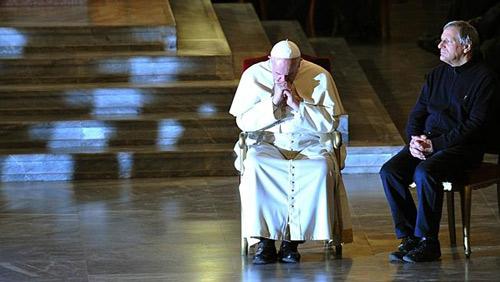 Gửi ma túy đến Tòa thánh Vatican bằng bao cao su - 1