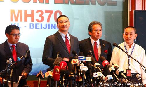 Malaysia tiết lộ hàng hóa trên MH370 - 1