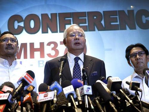MH370 đã lao xuống Ấn Độ Dương - 1
