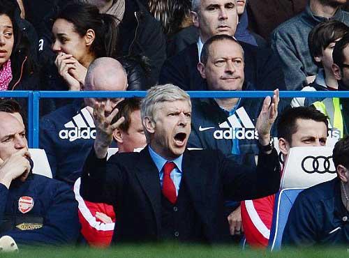Arsenal - Swansea: Nào, đứng dậy - 1