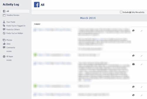 """Mẹo tránh virus """"tag"""" trên Facebook - 1"""