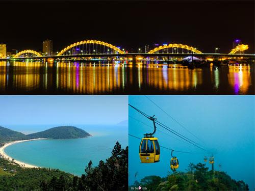 Địa điểm chơi Tết Dương lịch 2015 ở hai miền Trung, Nam - 1