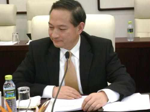 Trợ lý Bộ Trưởng Ngoại giao TQ mất chức vì tham nhũng - 1