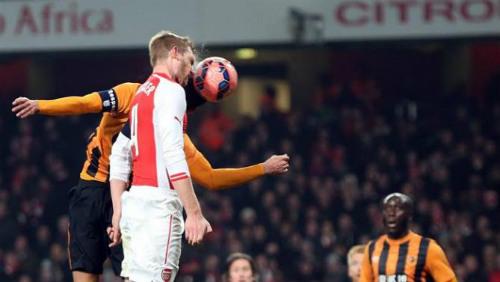 "Arsenal – Hull: Bẻ nanh ""hổ dữ"" - 1"