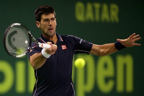 Djokovic – Stakhovsky: Phô diễn đẳng cấp (V2 Qatar Open) - 1
