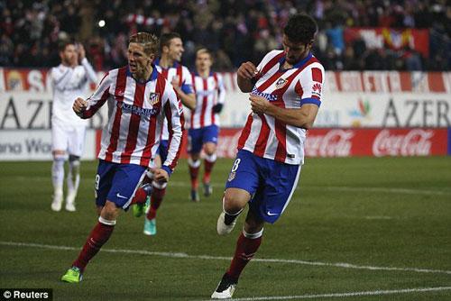 Atletico - Real: Bước ngoặt từ sai lầm - 1