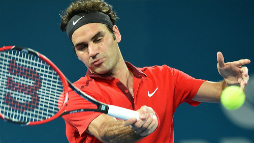 Federer – Dimitrov: Tăng tốc về ga cuối (BK Brisbane) - 1