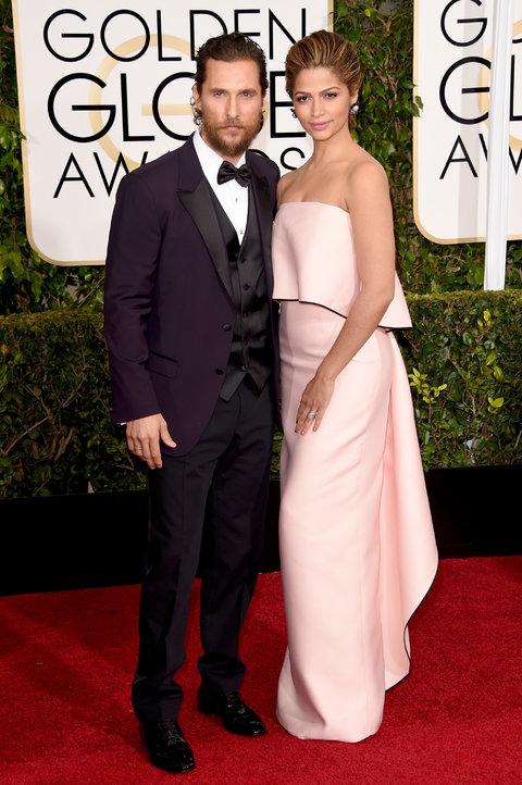 Mỹ nhân Hollywood đọ sắc trên thảm đỏ Quả cầu vàng - 1