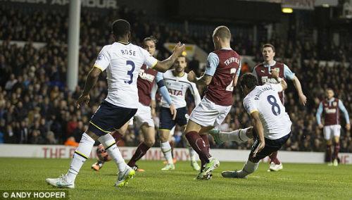 Tottenham – Burnley: Ngược dòng ngoạn mục - 1