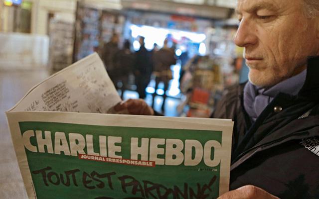 Nước Pháp chia rẽ sâu sắc vì Charlie Hebdo - 1