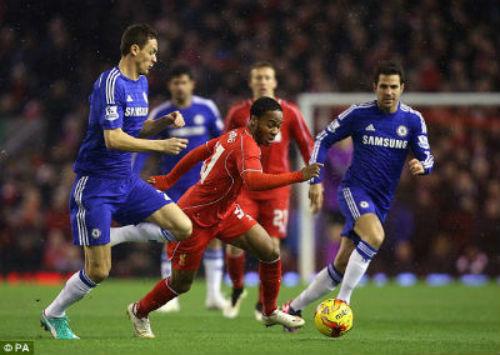Liverpool – Chelsea: Nỗ lực bất thành - 1