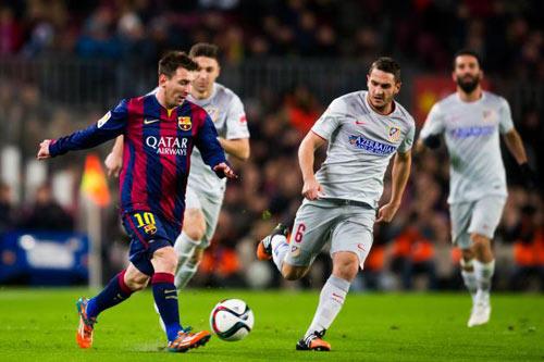 Barca 1-0 Atletico: Nghệ sỹ, đấu sỹ và kịch sỹ - 1