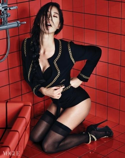 Tuyệt kỹ làm đẹp của mỹ nhân sexy nhất xứ Hàn - 1