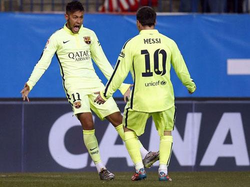 Messi giỏi hơn cả Ronaldo, Benzema, Bale cộng lại - 1