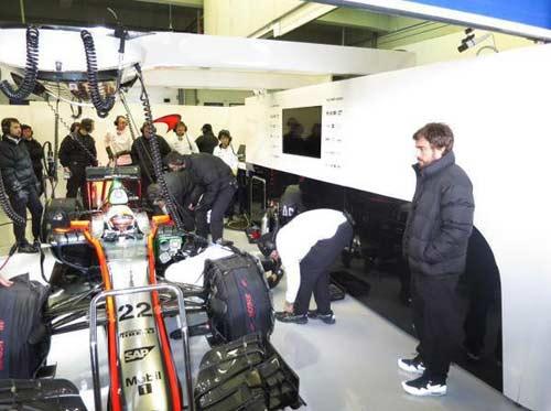 F1 2015 sau đợt thử xe đầu: Thu hoạch của Red Bull và McLaren (P2) - 1