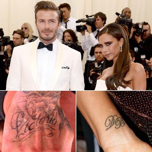 """Những """"mật mã tình yêu"""" trên cơ thể sao Hollywood - 1"""