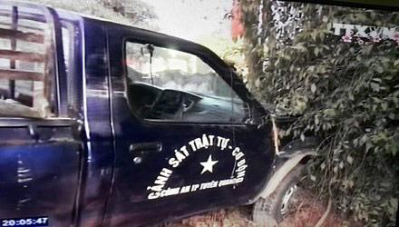 Khởi tố vụ xe công an gây tai nạn khiến 2 người chết - 1