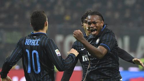 Cagliari - Inter: Hiệp 2 bùng nổ - 1