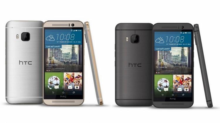 HTC One M9 rò rỉ thêm những chi tiết mới nhất - 1