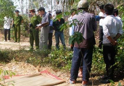 Phá án giết người, đốt xác ở rừng tràm - 1