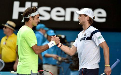 "Federer tiết lộ ""bí mật"" sau thất bại ở Australian Open - 1"