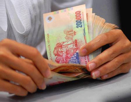Cán bộ, công chức, viên chức được tăng lương - 1