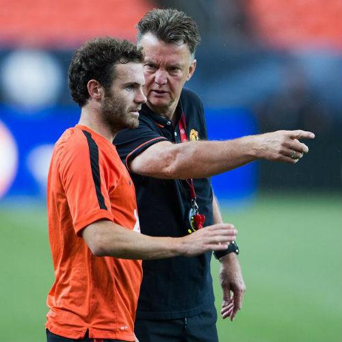 MU: Mata sắp chôn vùi sự nghiệp ở Old Trafford - 1