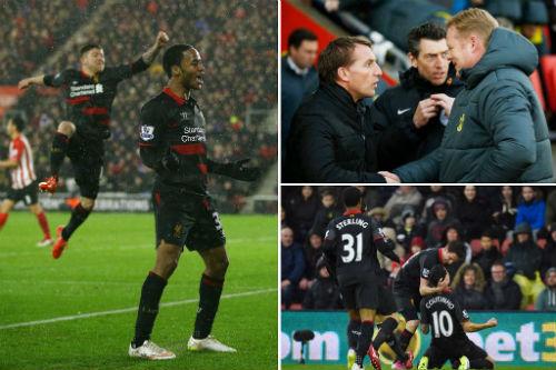 Liverpool áp sát tốp 4: Sự trỗi dậy muộn màng - 1