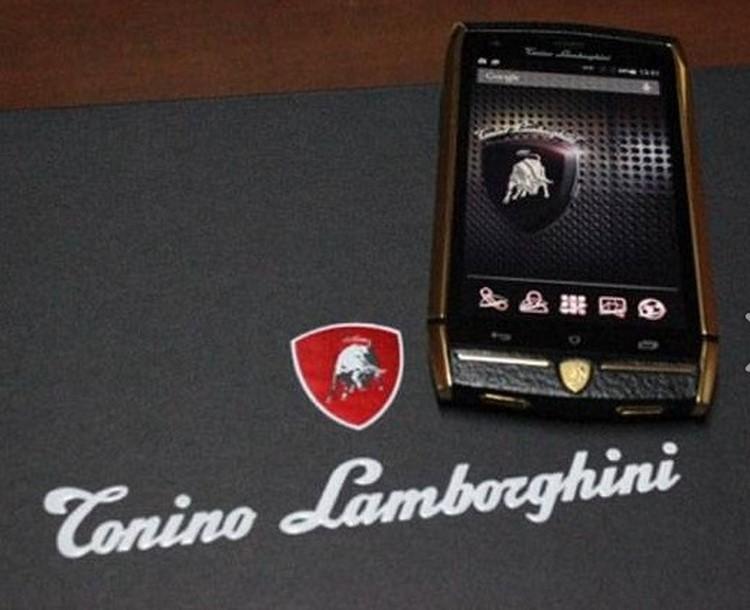 8 điều ít biết về điện thoại cao cấp Lamborghini 88 Tauri - 1