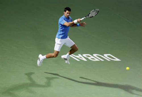 Djokovic – Golubev: Không thể chống cự (V2 Dubai) - 1