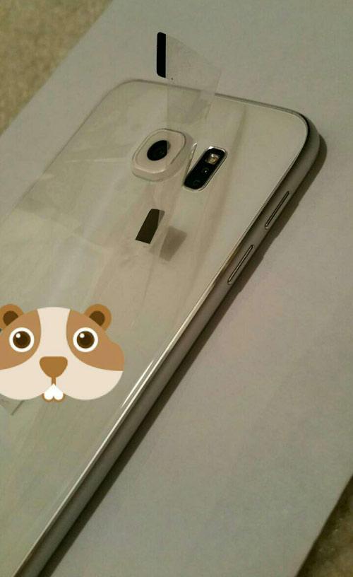 Galaxy S6 và S6 Edge lộ ảnh thực tế - 1