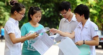 Chính thức ban hành Quy chế thi tuyển sinh ĐH-CĐ 2015 - 1