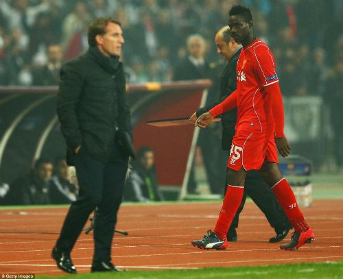 Rodgers thừa nhận Liverpool xứng đáng bị loại - 1