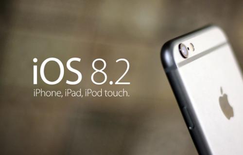 Cập nhật ngay iOS 8.2 cho iPhone, iPad và iPod touch - 1
