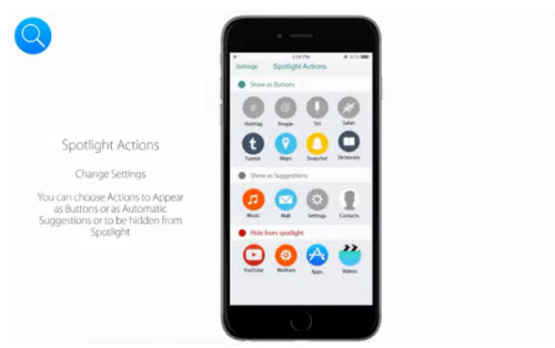 Xuất hiện thêm bản concept mới của iOS 9 - 1