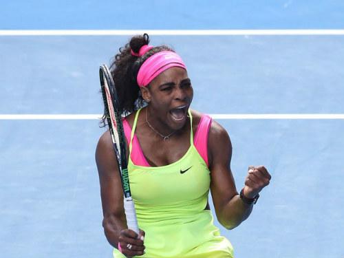 Serena – Niculescu:  Vất vả vượt ải đầu (V2 Indian Wells) - 1