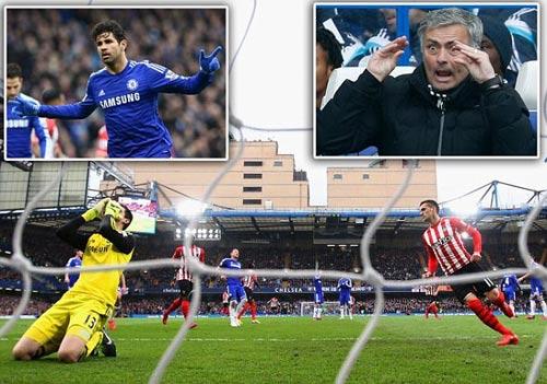 Chelsea lại hòa: Nỗi ám ảnh màu đen - 1