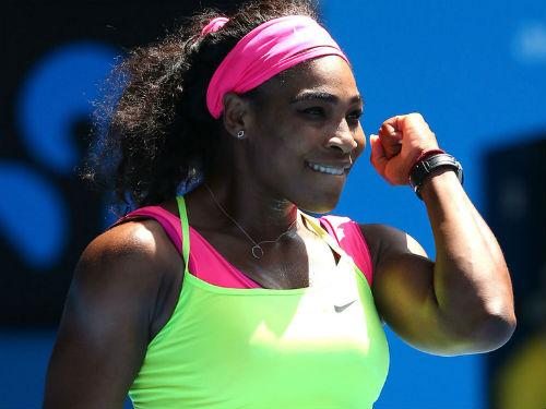 Serena - Zarina Diyas: Nhanh đến chóng mặt (V3 Indian Wells) - 1