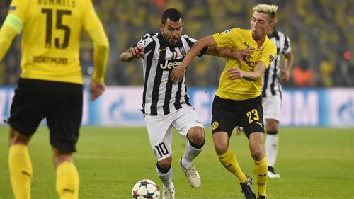 Dortmund - Juventus: Đêm của người hùng - 1
