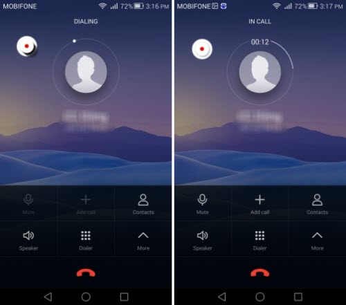 Ứng dụng ghi âm cuộc gọi miễn phí trên Android - 1