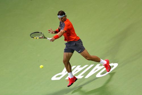 Carreno - Nadal: Vùng lên mạnh mẽ (V1 Qatar Open) - 1