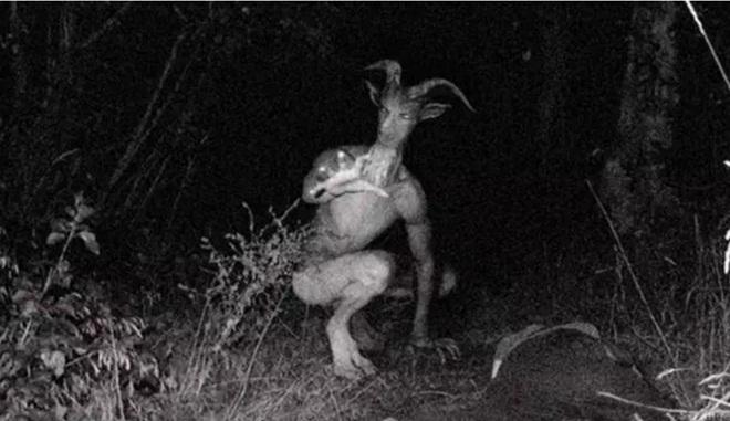 Bí ẩn những loài quái vật đáng sợ nhất trên Trái Đất - 1